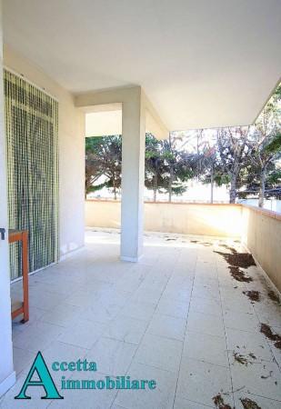 Villa in vendita a Leporano, Mare - Residenziale, Arredato, con giardino, 65 mq - Foto 12