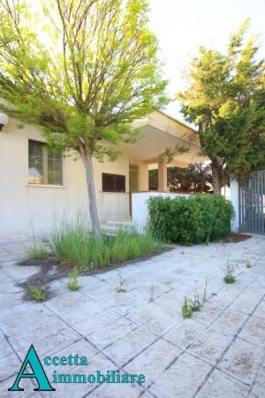 Villa in vendita a Leporano, Mare - Residenziale, Arredato, con giardino, 65 mq - Foto 13