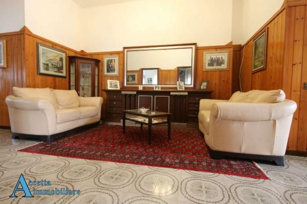 Villa in vendita a Leporano, Residenziale, Con giardino, 95 mq - Foto 13