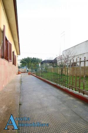 Villa in vendita a Leporano, Residenziale, Con giardino, 95 mq - Foto 14