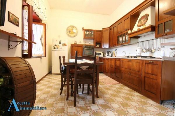 Villa in vendita a Leporano, Residenziale, Con giardino, 95 mq - Foto 5