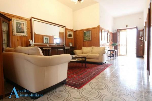 Villa in vendita a Leporano, Residenziale, Con giardino, 95 mq - Foto 6
