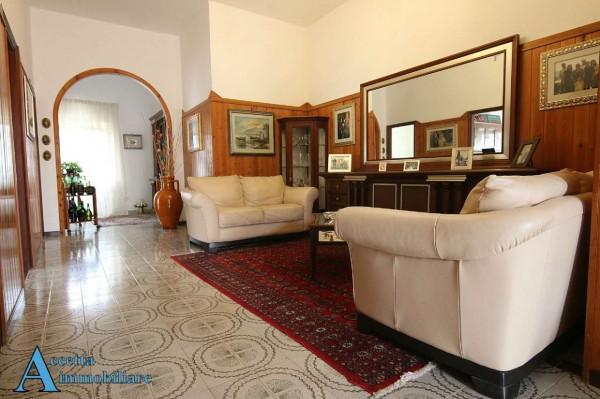 Villa in vendita a Leporano, Residenziale, Con giardino, 95 mq - Foto 11