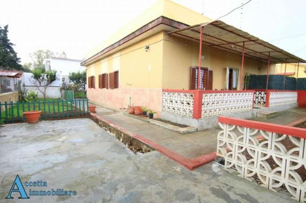 Villa in vendita a Leporano, Residenziale, Con giardino, 95 mq - Foto 3