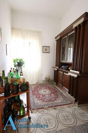 Villa in vendita a Leporano, Residenziale, Con giardino, 95 mq - Foto 7