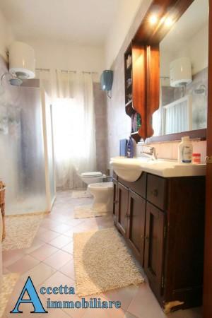 Villa in vendita a Leporano, Residenziale, Con giardino, 95 mq - Foto 4