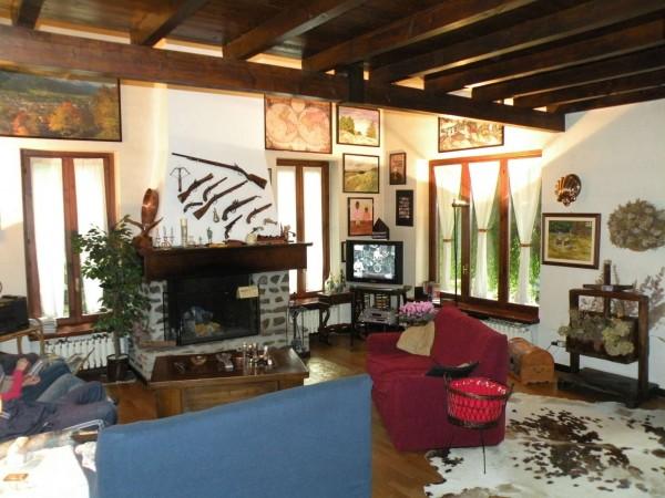 Villa in vendita a Casale Litta, Località Bosco Grande, Con giardino, 251 mq - Foto 49
