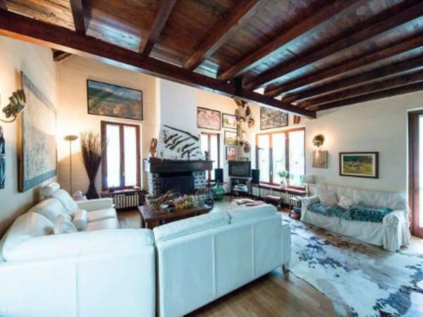 Villa in vendita a Casale Litta, Località Bosco Grande, Con giardino, 251 mq - Foto 28