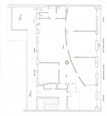 Ufficio in affitto a Milano, Buenos Aires, Indipendenza, P.ta Venezia, 320 mq - Foto 10