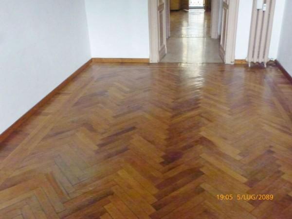 Appartamento in affitto a Torino, Centro, 120 mq