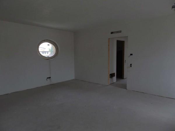 Appartamento in vendita a Lentate sul Seveso, Centralissimo, Con giardino, 125 mq - Foto 12