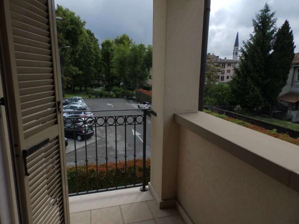 Appartamento in vendita a Lentate sul Seveso, Centralissimo, Con giardino, 125 mq - Foto 8
