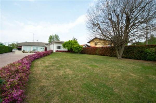 Villa in vendita a Pagnacco, Con giardino, 240 mq - Foto 3