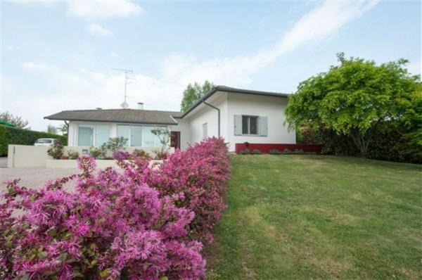 Villa in vendita a Pagnacco, Con giardino, 240 mq - Foto 20
