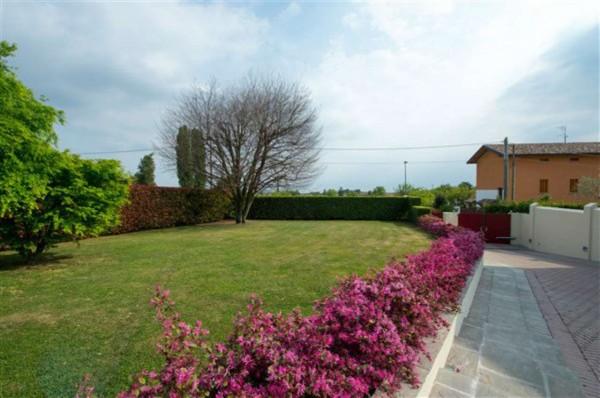 Villa in vendita a Pagnacco, Con giardino, 240 mq - Foto 4