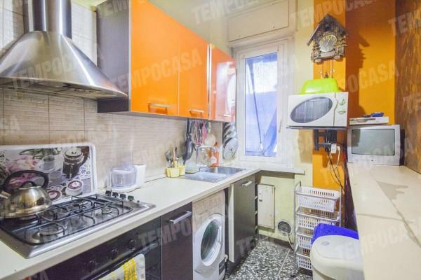 Appartamento in vendita a Milano, Affori Centro/dergano, 50 mq - Foto 6