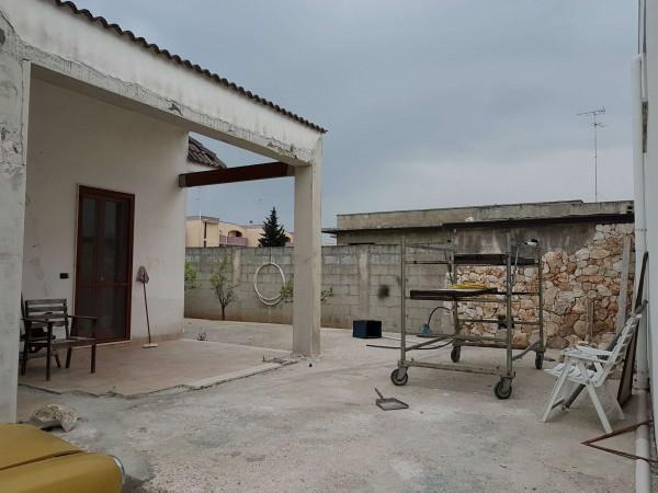 Villa in vendita a Lecce, Con giardino, 160 mq - Foto 3