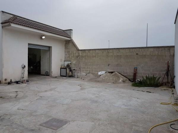 Villa in vendita a Lecce, Con giardino, 160 mq - Foto 6