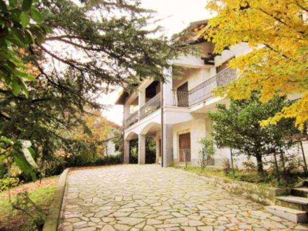 Villa in vendita a Moncalieri, Pressi Str Della Maddalena, Con giardino, 500 mq