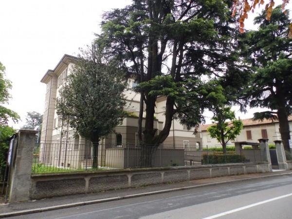 Appartamento in vendita a Lentate sul Seveso, Centro, Con giardino, 187 mq - Foto 19