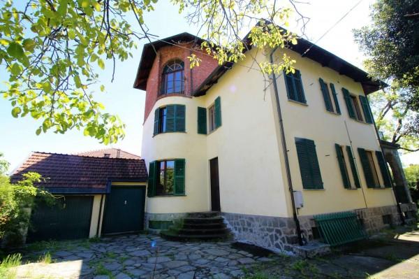 Casa indipendente in vendita a Alpignano, Centro, Con giardino, 205 mq - Foto 20