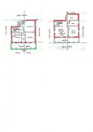 Casa indipendente in vendita a Alpignano, Centro, Con giardino, 205 mq - Foto 3