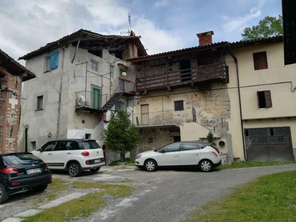 Casa indipendente in vendita a Bastia Mondovì, Gattera, 140 mq