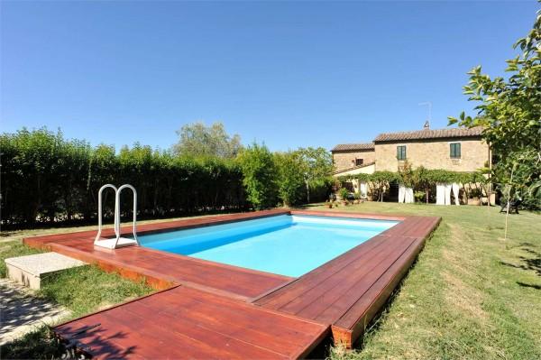 Rustico/Casale in vendita a Perugia, Cenerente, Con giardino, 330 mq - Foto 1