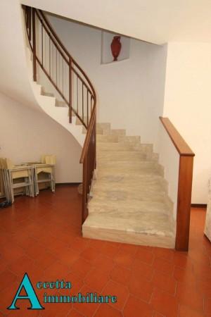 Villa in vendita a Taranto, Residenziale, Con giardino, 147 mq - Foto 9