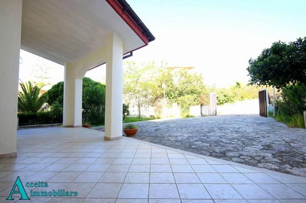 Villa in vendita a Taranto, Residenziale, Con giardino, 147 mq - Foto 17