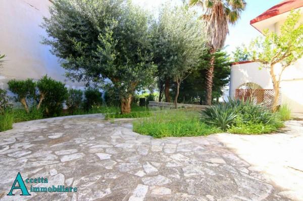 Villa in vendita a Taranto, Residenziale, Con giardino, 147 mq - Foto 14
