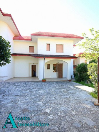 Villa in vendita a Taranto, Residenziale, Con giardino, 147 mq - Foto 3