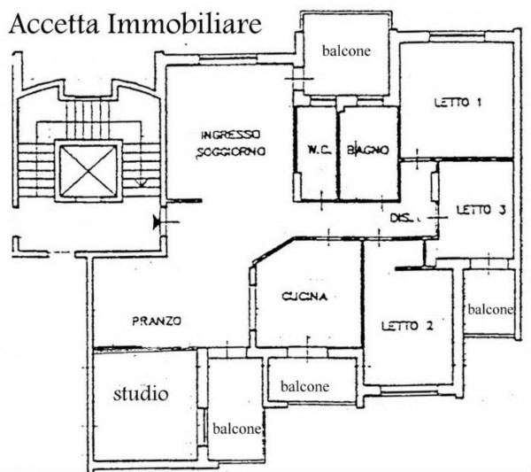 Appartamento in vendita a Taranto, Residenziale, 140 mq - Foto 2