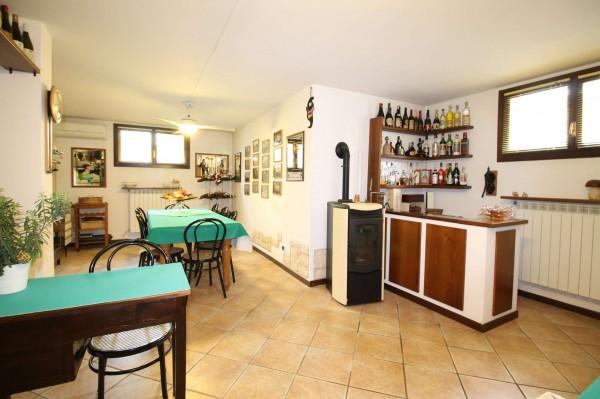 Villa in vendita a Cassano d'Adda, Stazione, Con giardino, 227 mq - Foto 6