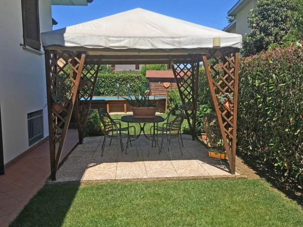 Villa in vendita a Cassano d'Adda, Stazione, Con giardino, 227 mq - Foto 16