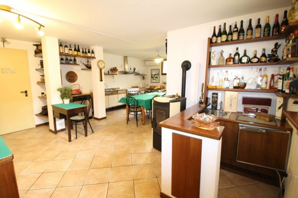 Villa in vendita a Cassano d'Adda, Stazione, Con giardino, 227 mq - Foto 7