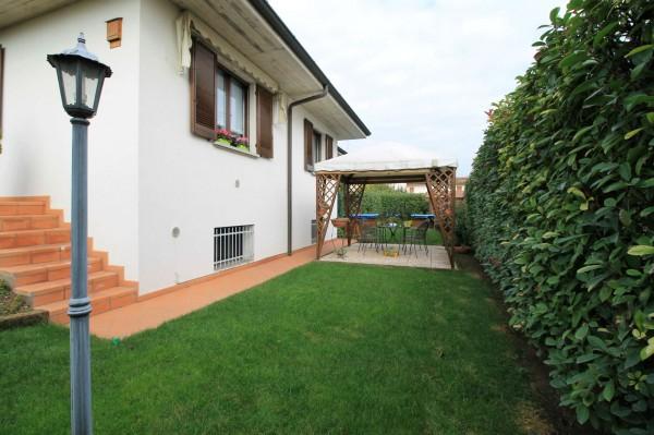 Villa in vendita a Cassano d'Adda, Stazione, Con giardino, 227 mq - Foto 22