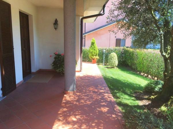 Villa in vendita a Cassano d'Adda, Stazione, Con giardino, 227 mq - Foto 15