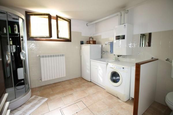 Villa in vendita a Cassano d'Adda, Stazione, Con giardino, 227 mq - Foto 4