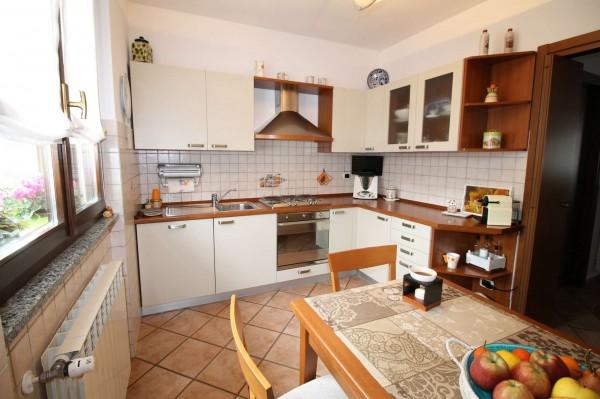 Villa in vendita a Cassano d'Adda, Stazione, Con giardino, 227 mq - Foto 17