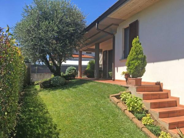 Villa in vendita a Cassano d'Adda, Stazione, Con giardino, 227 mq - Foto 23
