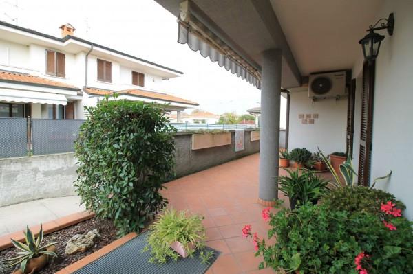 Villa in vendita a Cassano d'Adda, Stazione, Con giardino, 227 mq - Foto 8