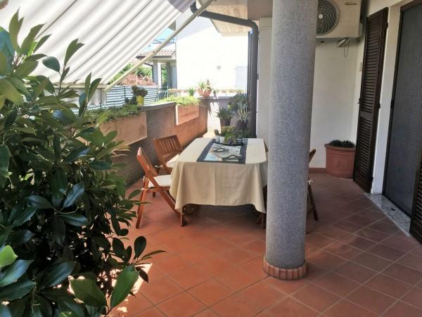 Villa in vendita a Cassano d'Adda, Stazione, Con giardino, 227 mq - Foto 20