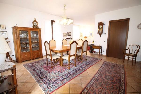 Villa in vendita a Cassano d'Adda, Stazione, Con giardino, 227 mq - Foto 18