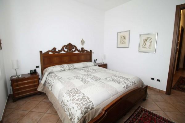 Villa in vendita a Cassano d'Adda, Stazione, Con giardino, 227 mq - Foto 12