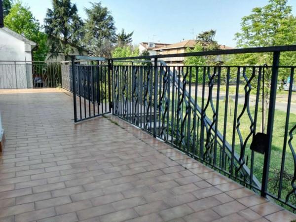 Casa indipendente in vendita a Forlì, Parco Urbano, Con giardino, 210 mq