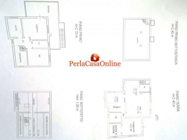 Casa indipendente in vendita a Forlì, Parco Urbano, Con giardino, 210 mq - Foto 2