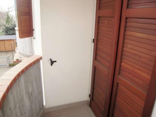 Appartamento in vendita a Forlì, Quattro, Arredato, con giardino, 65 mq - Foto 20