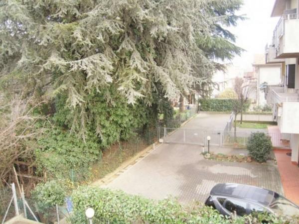 Appartamento in vendita a Forlì, Quattro, Arredato, con giardino, 65 mq - Foto 21