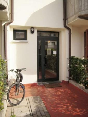 Appartamento in vendita a Forlì, Quattro, Arredato, con giardino, 65 mq
